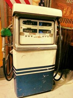 Fear not petrol prices. There's a pump inhouse