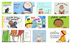 10 cuentos para dejar el pañal es una recopilación de 10 excelentes libros infantiles para ayudar al niño a dejar el pañal y controlar sus esfínteres