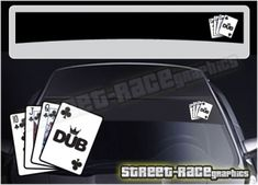 VW Volkswagen Dub King sunstrip Sunstrip background & VW Dub King logo for all Volkswagen cars. The smaller logo is applied separately so you are free to position it wherever you like. Kit contains: 1 x Background strip x - Volkswagen Transporter, Vw, King Logo, How To Apply, Graphics, Messages, Printed, Graphic Design