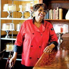 Ocean City Budget Weekend OCMD memories · Velma Johnson at Mama J's Kitchen