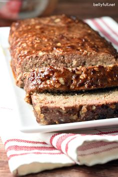 This Honey Chipotle Meatloaf is where it's at! Coated with a fabulous sweet and…