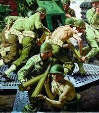 world war 2 painting - Google Search