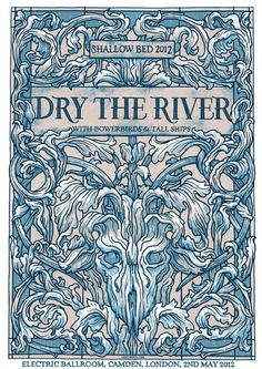 Dry the river and Houndmouth with @Anna Eidmann tonight! Can't wait. Hoping they both put on a killer show.