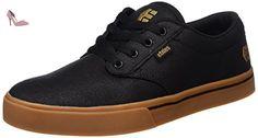 Etnies Jameson 2 Eco, Chaussures de Skateboard Homme, Noir (Black Bronze), 41 EU