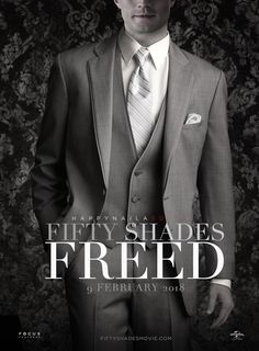 #FiftyShades freed @lilyslibrary #Grey February 2018! Counting down already!