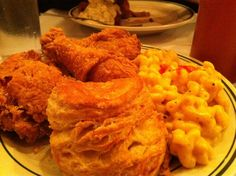 Pies-n-Thighs - Brooklyn, NY, United States. Pies n Thighs, chicken basket. Can't wait to eat here again Pies And Thighs, Onion Rings, Brooklyn, Basket, United States, Eat, Chicken, Ethnic Recipes, Food