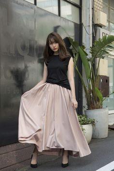 Pretty Outfits, Pretty Dresses, Haruna Kojima, Dress Outfits, Fashion Outfits, Office Fashion, Beautiful Legs, Cute Fashion, Asian Woman