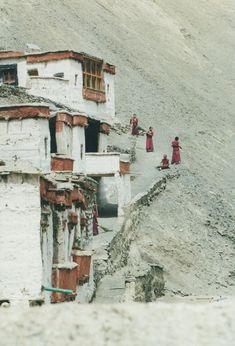 Living in Ladakh