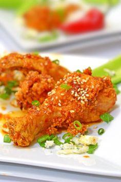 Korean Style Fried Chicken from Platter Talk