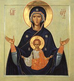 Vergine del segno (G. Gashev)  Clarisse S. Agata Feltria