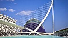 Calatrava Valence Photo Brigitte Bordes