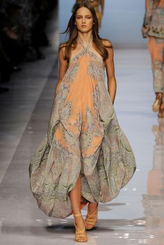 Etro - Ready-to-Wear Spring / Summer 2009