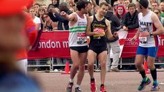 London Marathon: Why do some smugglers get jelly legs?  BBC News