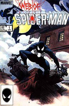 Web of Spider-Man #1.