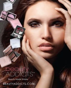Beauty Addicts - Entdecke alle Produkte auf clickandcare.ch Make Up, Beauty, Products, Makeup, Beauty Makeup, Beauty Illustration, Bronzer Makeup