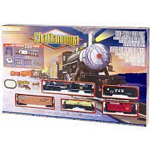 Bachmann Chattanooga HO Scale Electric Train Set