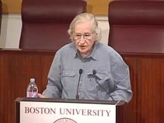 Noam Chomsky :: The Roots & Continuous History of US Imperialism • Boston University • 2008 ***** https://www.youtube.com/watch?v=-kcPyqMWems