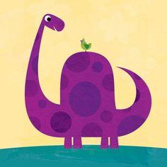 Friendly Dinosaur :D