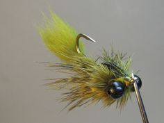 SBS - Clouser Swimming Nymph (variation) SBS | Washington Fly Fishing