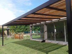 Pergola Ideas For Patio Key: 1715091931 Steel Pergola, Pergola Swing, Cheap Pergola, Wooden Pergola, Backyard Pergola, Pergola Shade, Pergola Plans, Backyard Landscaping, Pergola Ideas
