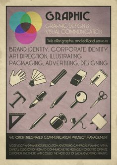 Graphic design & visual communication