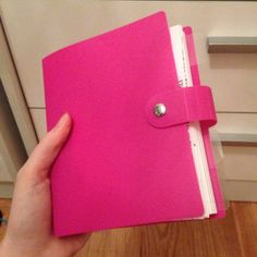 """emilyscattergood: """" Index card holders are really great for making cute revision notes, you can make them as pretty as you want. If you're looking for a cheap one mine is from ASDA for only £1! (Index..."""
