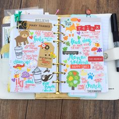 My week on two in my white @websterspages color crush planner that I've been using as my daily planner this month. So much to do so little time. What planner do you carry on the daily? #colorcrush#colorcrushplanner#wplannerlove#websterspages#diy#livelifeandcreate#planwithme#scrapbook#scrapbooking#plannerlove#plannergirl#plannernerd#planneraddict#plannercommunity