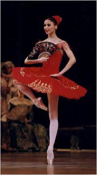 Kitri in Don Quixot (Bolshoi )