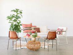 A Modern Mexican Soiree Dining Room Corner, Wedding Lounge, Wedding Decor, Wedding Ideas, Southwestern Home, Bohemian Interior, Lounge Decor, Outdoor Furniture Sets, Outdoor Decor