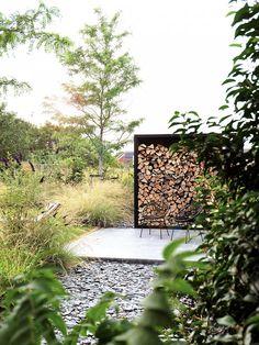 Stefan Morael - tuinarchitect Brussel - paysagiste Bruxelles Modern Garden Design, Landscape Design, Back Gardens, Outdoor Gardens, Garden Architecture, Outdoor Life, Dream Garden, Garden Planning, Garden Projects