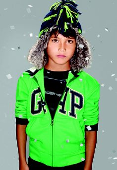 Mohawk hat #GapLove