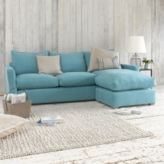 Gorgeous Upholstered Sofas | Pavilion Chaise | Loaf