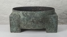 Ceramic no. 40, Paul Philp. Archaic and minimalistic with beautiful surface! Love it!