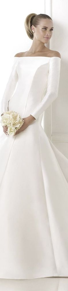 LOOKandLOVEwithLOLO: PRONOVIAS 2015 Costura BRIDAL by Vanessa Herrera