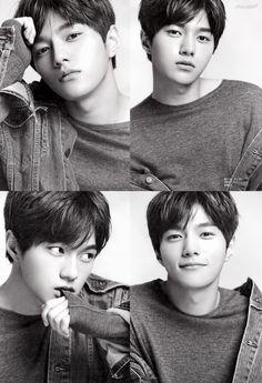Infinite L (Kim Myungsoo) The Star Magazine November 2016 Issue Asian Actors, Korean Actors, Foto Bts, Shinee, K Pop, Kim Myungsoo, Infinite Members, K Drama, Song Joong