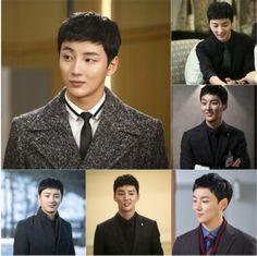 Yoon Si Yoon ♥ Prime Minister & I