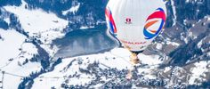 The Wingsuit Flyers and the TOTALGAZ Eco Balloon