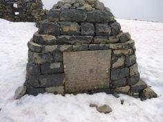 Summit. Ben Nevis, Climbing, Mountaineering, Hiking, Rock Climbing