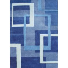 This Alliyah contemporary rug is made from blended wool and then hand-washed. This floor rug is a fine hand-tufted and hand-carved rug with a beautiful design.