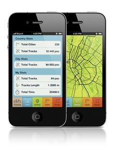 UrbanCyclr App