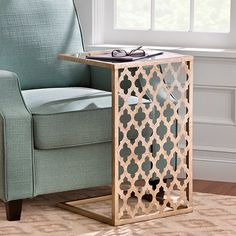 Moroccan Tray Table (3.149.780 VND) ❤ liked on Polyvore featuring home, furniture, tables, moroccan table, moroccan style table, moroccan furniture, moroccan style furniture and moroccan tray table