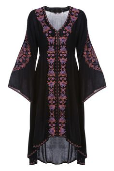 Daydreamer Dress in Black