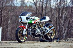 Ducati Leggero Series by Walt Siegel Motorcycle.