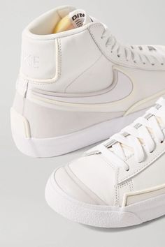 Sneaker Outfits, Converse Sneaker, Puma Sneaker, Cute Sneakers, Shoes Sneakers, White High Top Sneakers, Sneakers Mode, Swag Shoes, New Mode