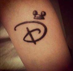 Disney tattoo - image #3735728 par loren@ sur Favim.fr