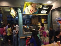 OTW cafe Jakarta