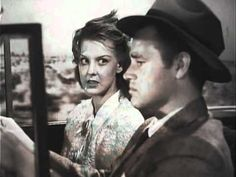 Detour 1945   In flashback, New York nightclub pianist Al Roberts hitchhikes to Hollywood to join his girl Sue. On a rainy night, the sleazy gambler he's riding with mysteriously dies; afraid of the police, Roberts takes the man's identity. But thanks to a blackmailing dame, Roberts' every move plunges him deeper into trouble