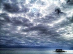 Brighton Beach by Gavin Cooper