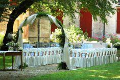 #Matrimonio #civile nel #parco di Ca' Marcello