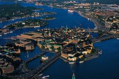Stockholm, Sweden - Our first stop!!!!!